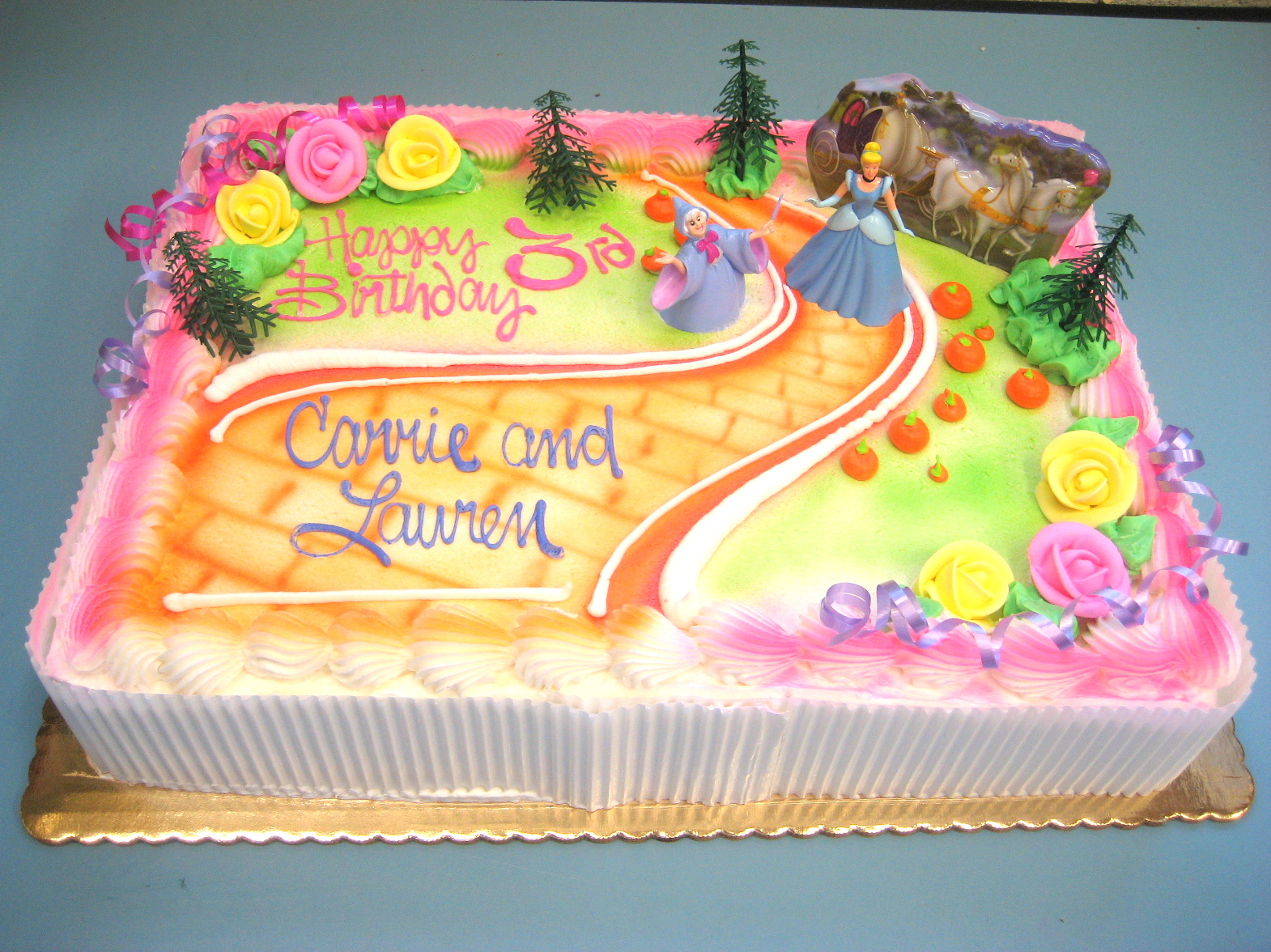 Winn Dixie Custom Birthday Cakes