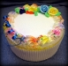 Decorated (Yellow Cake)